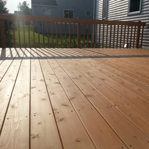 Image Of Painting Results For Ann Arbor, MI Exterior Deck - Alber Painting