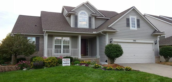 Image Of Exterior Painting Results For Ann Arbor, MI Home - Alber Painting