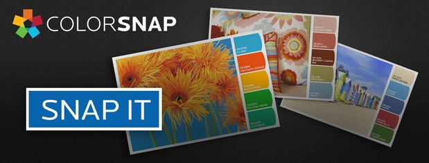 Image Of Snap It! Paint Colors Tool For Dexter, MI Painters - Alber Painting